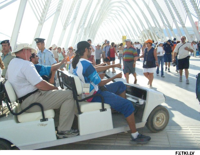 Olimpijskij limuzin;)