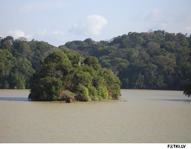 Тропический остров