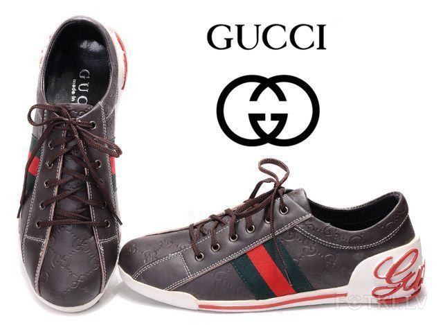 Gucci mens shoes casual