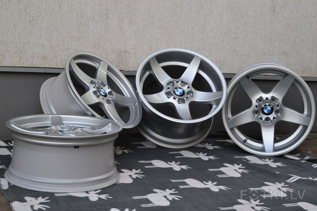 Fs Rondell 0021 Bmw Z3 M Rare Staggered Wheels Concave M3