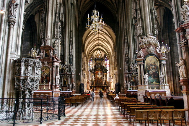 Vienna, Cathedral