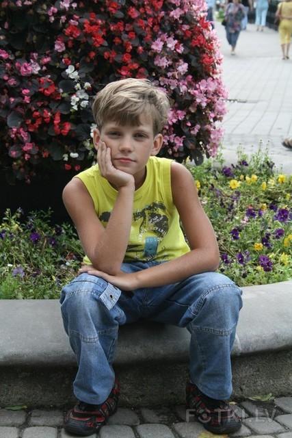 Мой младший брат