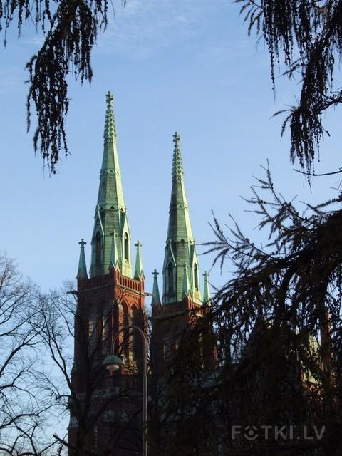Вид Хельсинки