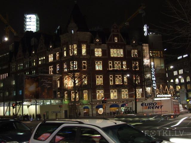 Хельсинки перед Рождеством