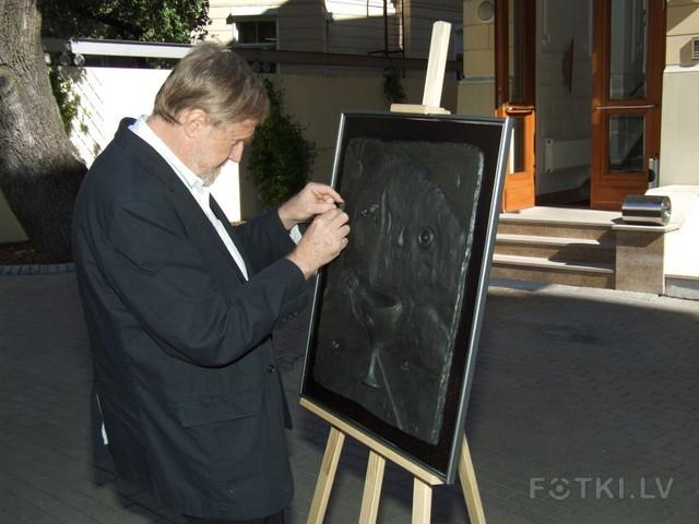 Посол Чехии в Латвии Томаш Пштросс-2