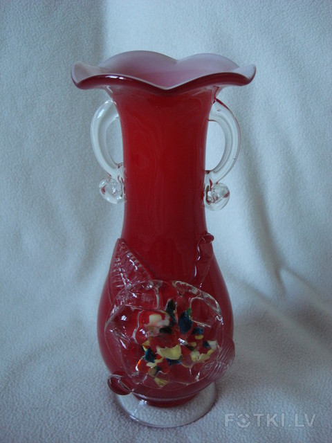 Red 21 вазы