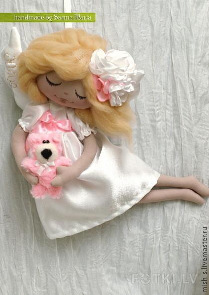 Куклы своими руками ангелочки из 179