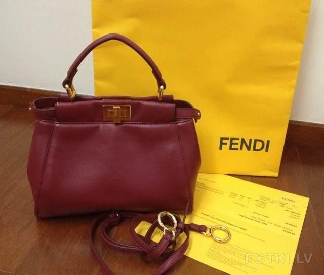 Купить мужские сумки FENDI - artis-modaru