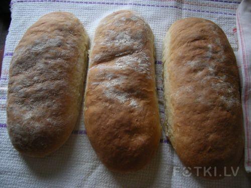 Хлеб за полчаса