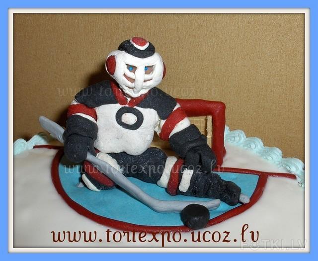 Поздравление вратарю хоккей с днем рождения