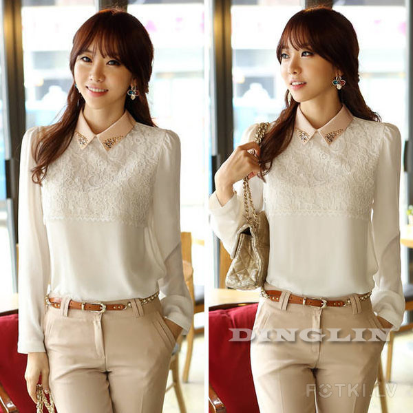 Мода 2013 Блузки Рубашки