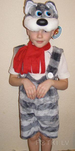 Новогодние костюмы кот матроскин