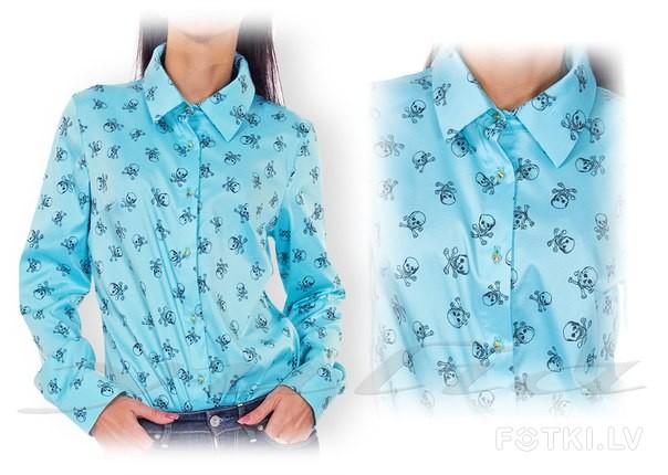 Кофта Рубашка Доставка