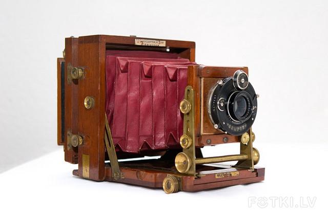 Lancaster Instantograph (1895)
