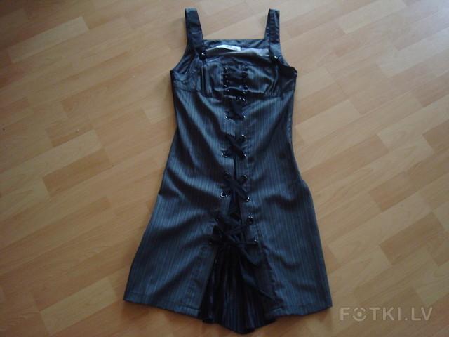 тёмно-серого цвета размер S-M регулируется шнуровкой 3,00 Ls