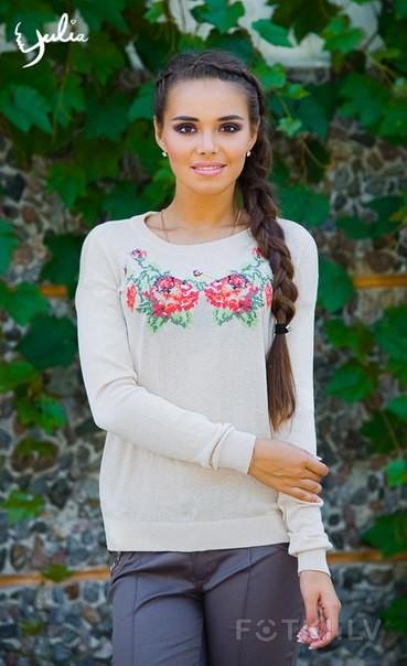 Блузки С Вышивкой В Новосибирске