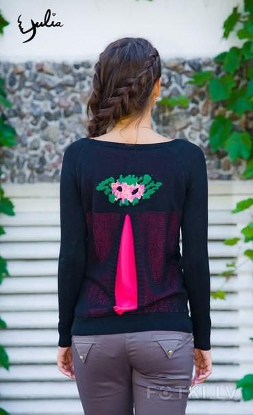 Блузки С Вышивкой На Спине