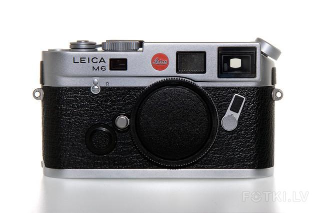 Leica M6 TTL 0.72x