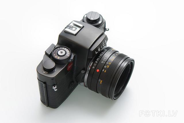 Leica + Cron 50mm
