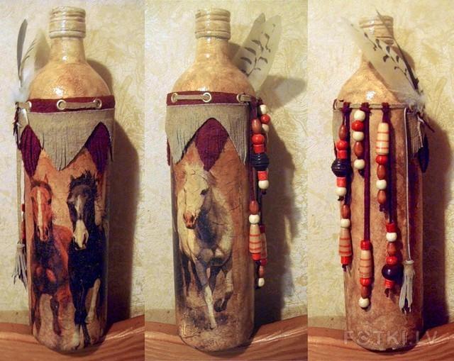 Интересные бутылки