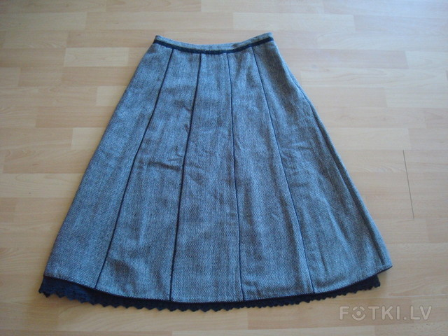 Mosaic тёплая шерстяная размер 36 - 4,00 Ls без бирок