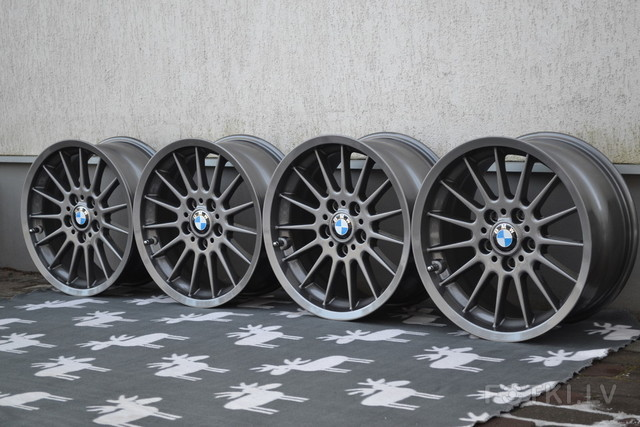Fs Bmw Styling 32 Original Wheels Z3 Coupe E36 E46 M3 7