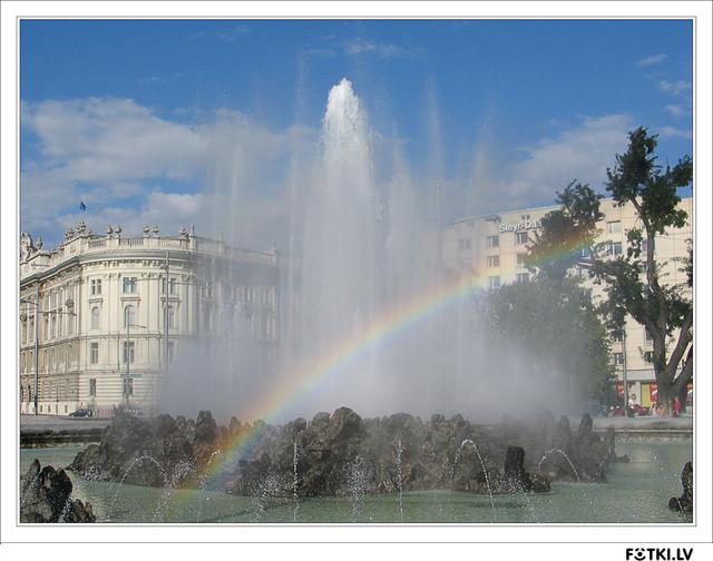 Волшебный город Вена