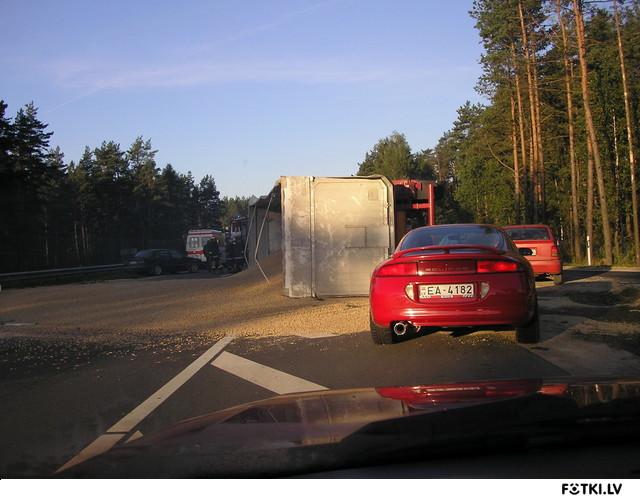 7.30 утра Псковское шоссе