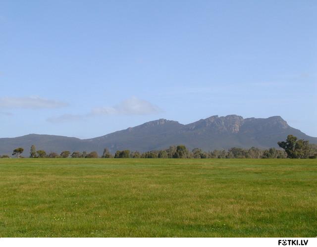 Wartok valley view