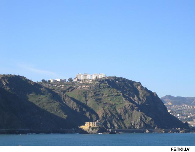 Раслануф, Алжир