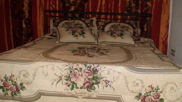 Luxembourge beige 280x234+4 pillowcase 60x55,80x55