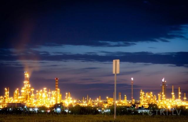 Edmonton's refineries