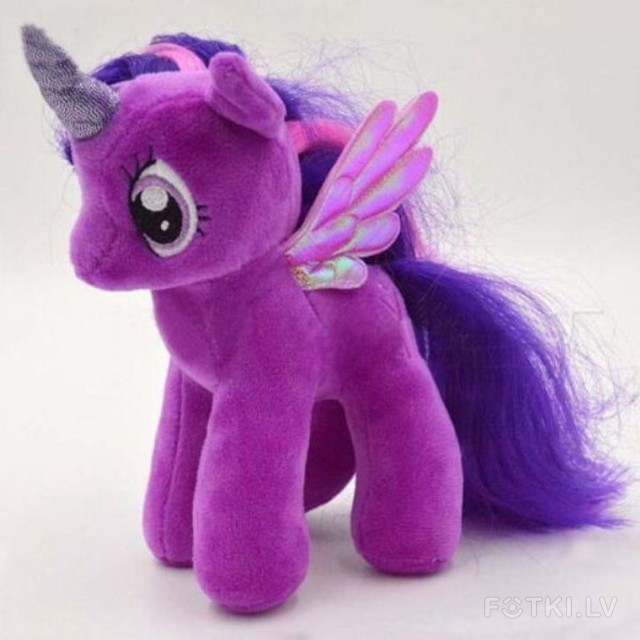 my little pony 5 € 18 cm новая