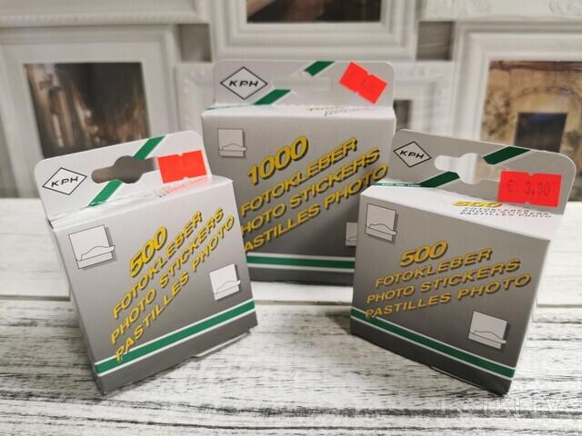 Līmējošie papīri cena 3,30 (500gab) un cena 4,95(1000 gab)