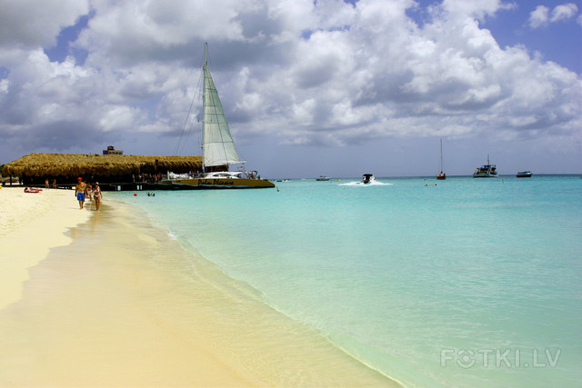 Aruba, Dutch Caribbean