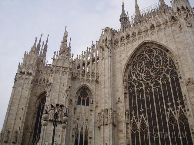 Милан. Duomo