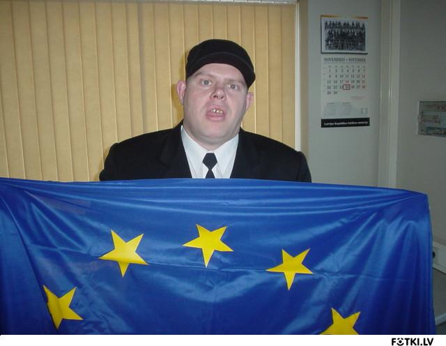 Eiropa, tava maate!!!