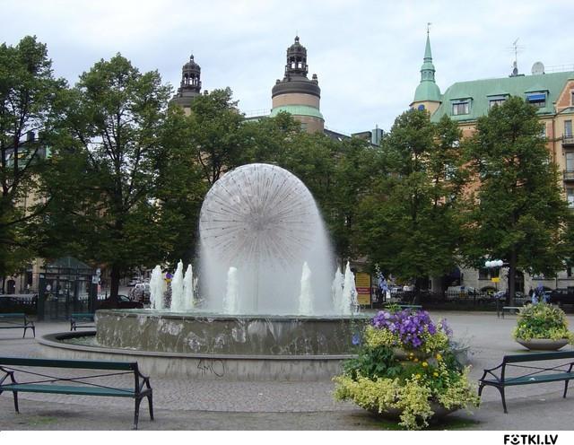 Stokholmas struklaka