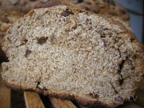 Солодовый хлеб