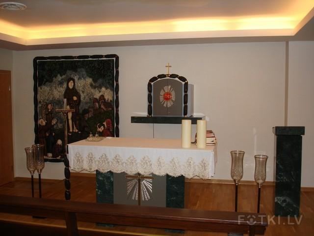часовня Св.Рохуса