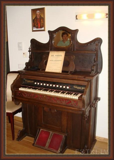 """волшебный """"рояль"""" в часовне Св. Рохуса"""