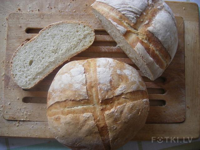 Хлеб монтаньес /Pan mоntañes от Francisco Tejero