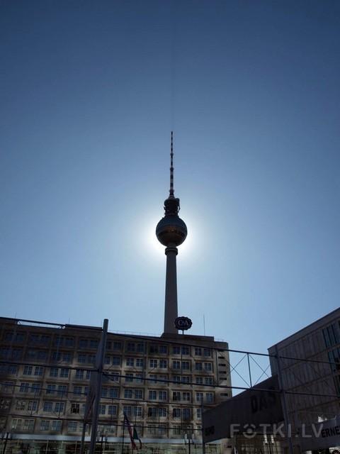 Александерплатц, Телевизионная башня