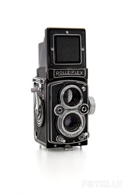 Rolleiflex 3.5B